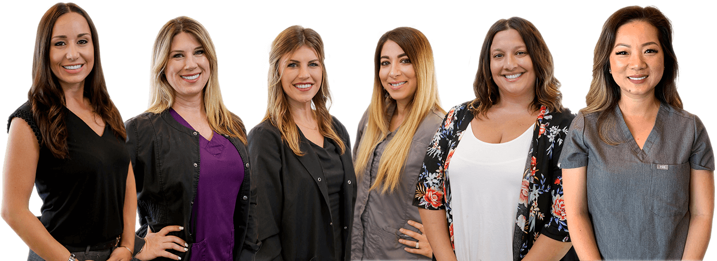 Costa Mesa Dental Team at Advanced Dental Care