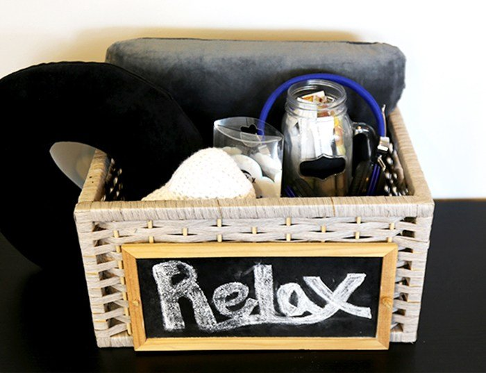 relax basket