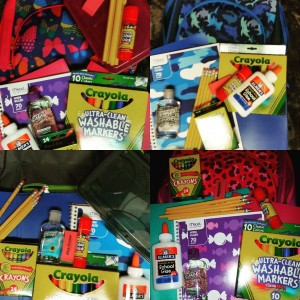 Advanced Dental Care Costa Mesa School Supply Drive