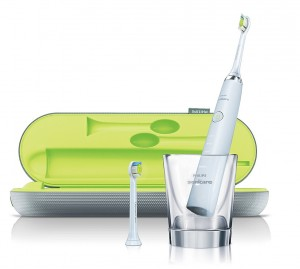 Sonicare's-DiamondClean-Toothbrush